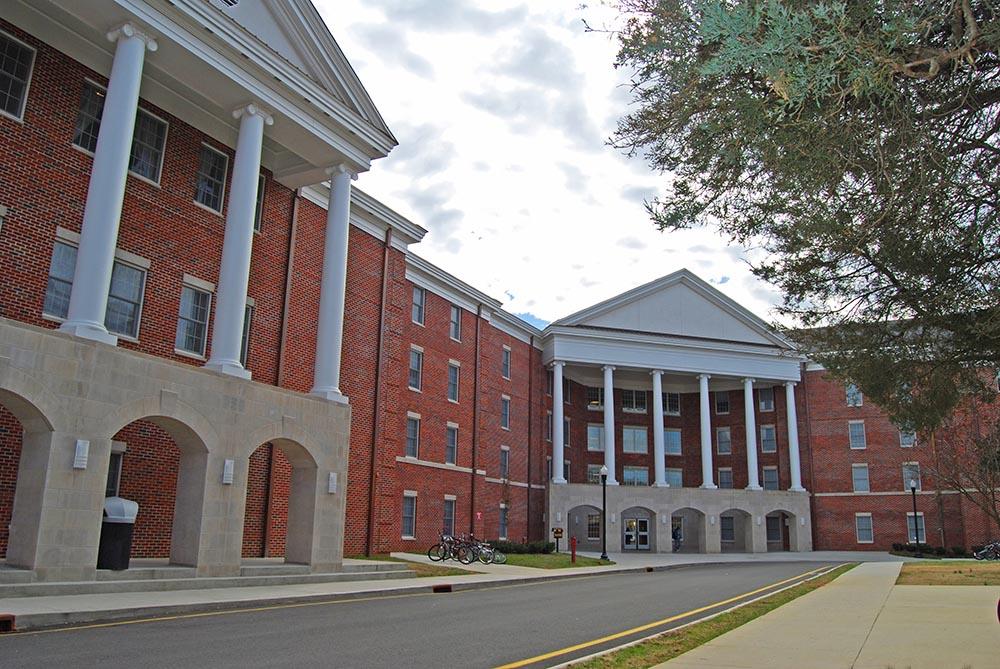 TTU Tennessee Tech Dormitory 1