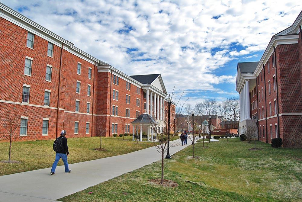 TTU Tennessee Tech Dormitory 3