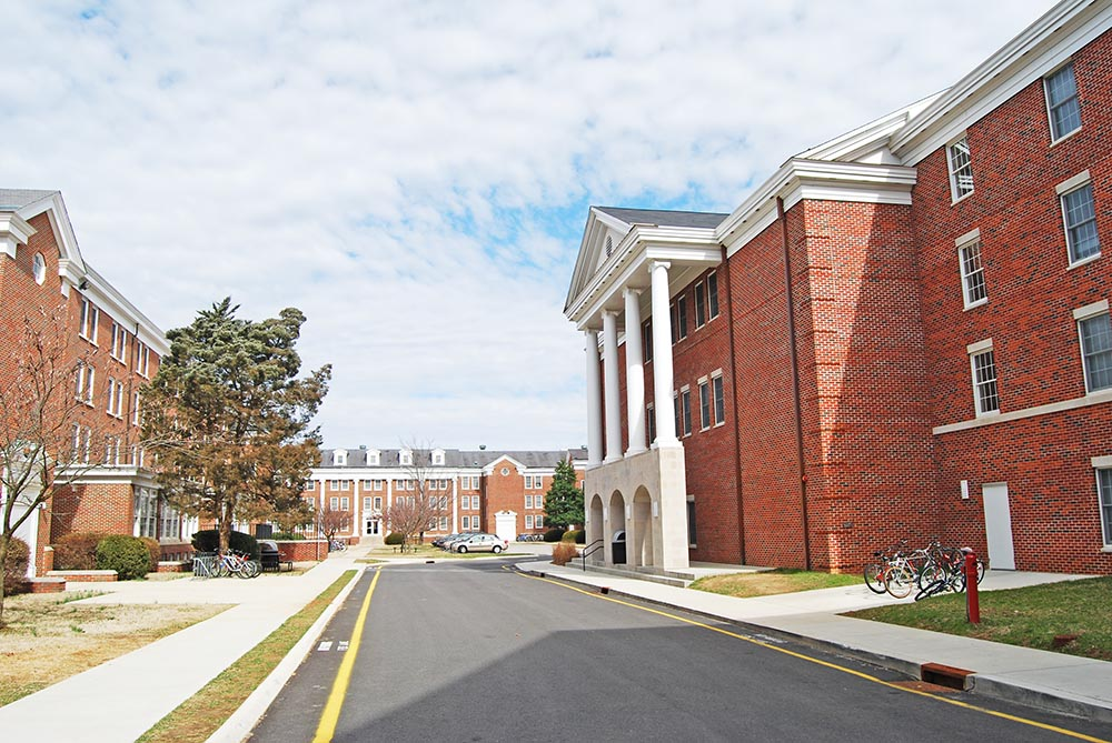 TTU Tennessee Tech Dormitory 5