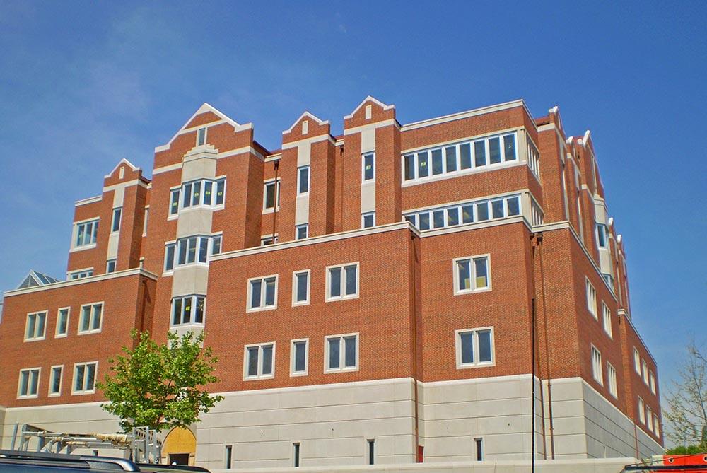 TTU Tennessee Tech Dormitory