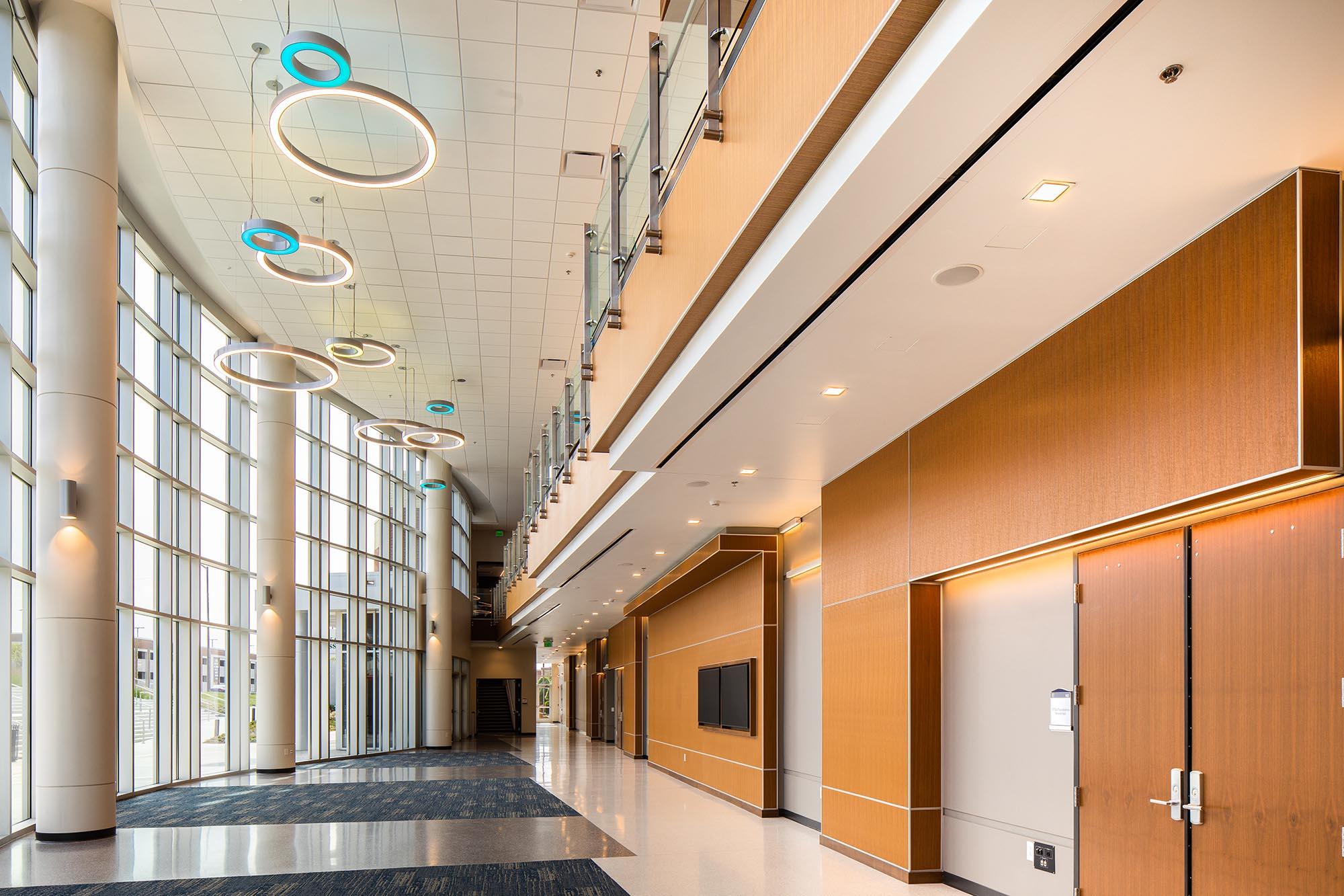 ETSU Fine Arts Building